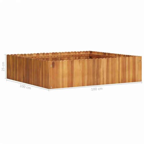 Drevená truhlica so zaujímavým dizajnom