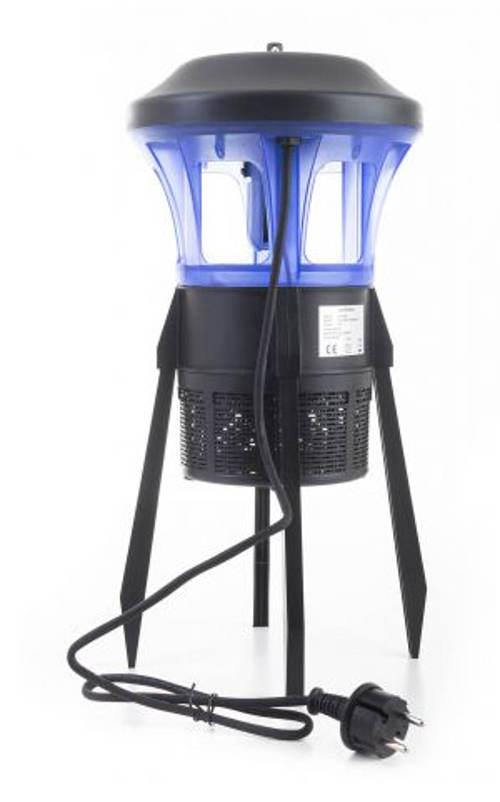 Elektrický lapač hmyzu pre veľké priestory