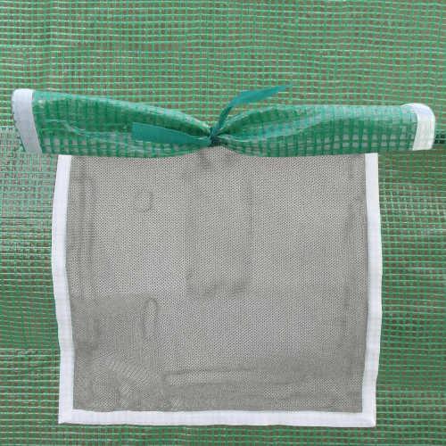 Fóliovník s okny s moskytiérou