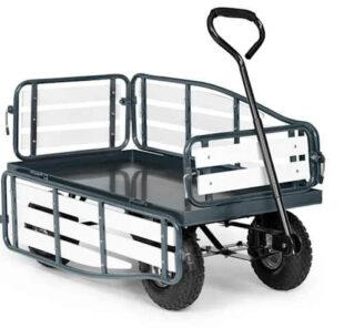 Veľký ručný vozík Waldbeck Ventura