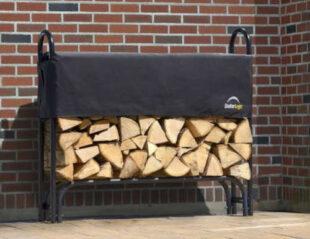 LanitPlast kovový stojan na drevo SHELTERLOGIC 1,2 m
